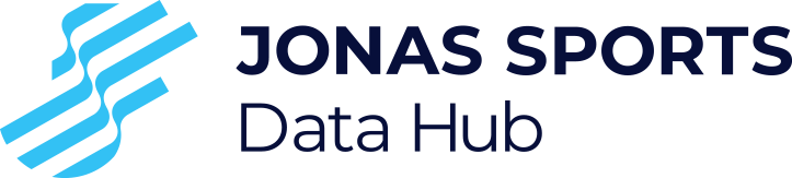 Jonas Sports Data Hub logo