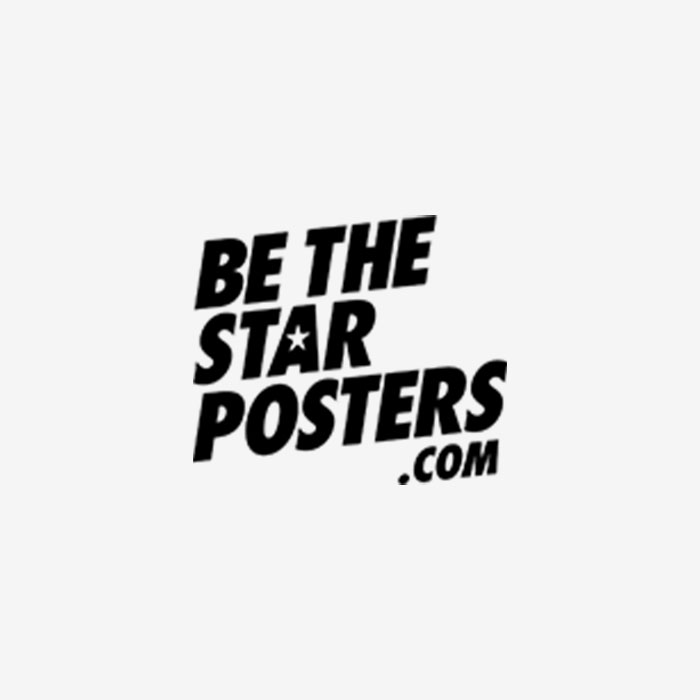 Be The Star Posters logo