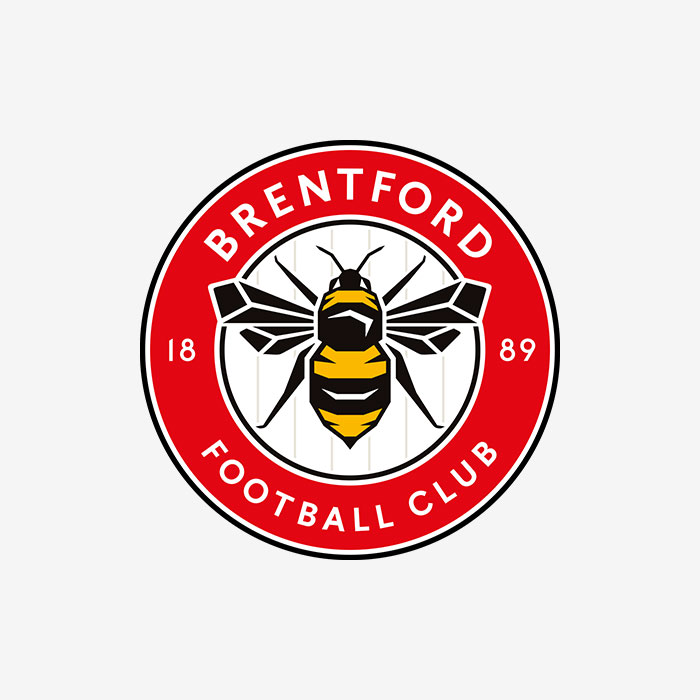 Brentford FC logo