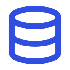 Single data source icon