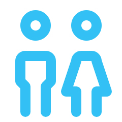 Audience segmentation icon