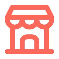 Retail system icon