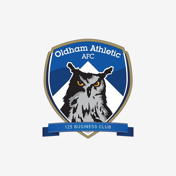Oldham Athletic AFC logo