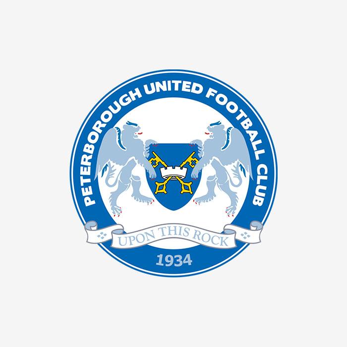 Peterborough United FC logo