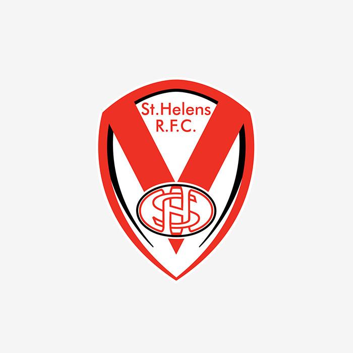 St Helens RFC logo
