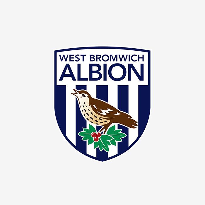 West Bromwich Albion FC logo