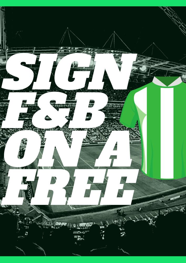 Sign F&B On a Free!
